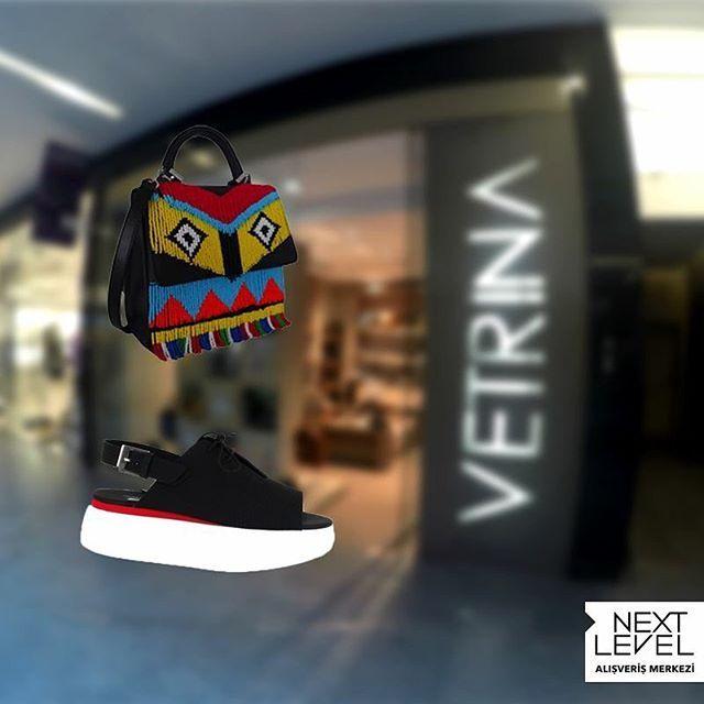 Vetrina'nım rengarenk çantaları sizi bekliyor! @vetrinaturkiye