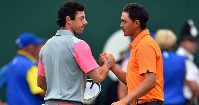 Ryder Cup: American Rickie Fowler eyes Ryder Cup at Gleneagles after Open runners-up