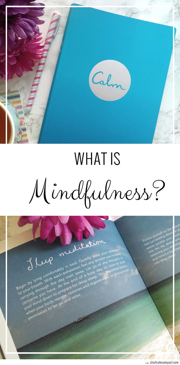 What is mindfulness and how to be mindful is explored in this wellness article on the SCC Blog!