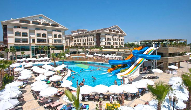 Crystal Palace Luxury Resort & SPA - Side, Antalya Otelleri