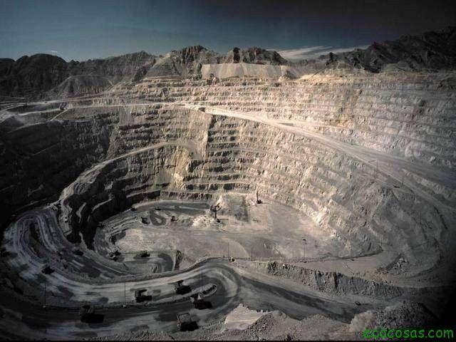 La minería a cielo abierto en Latinoamérica - Ecocosas