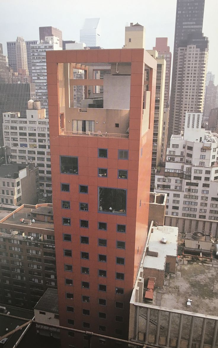 Perfect Permanent Mission Of India To The UN, NYC, Charles Correa,. Find This Pin  And More On Postmodern Architecture ...
