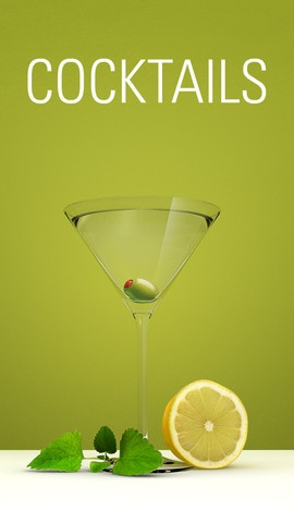 The Cocktail App for iPhone, iPod touch, and iPad on the iTunes App Store