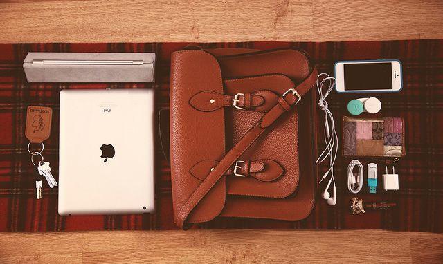 Inside My Bag | Flickr - Photo Sharing!