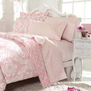 Google Image Result for http://www.damaskcomforters.com/wp-content/uploads/2011/03/pink-damask-comforter-shams.jpg