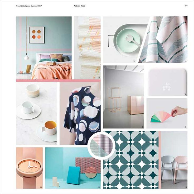 Trend Bible Home And Interior Trends S/S 2017