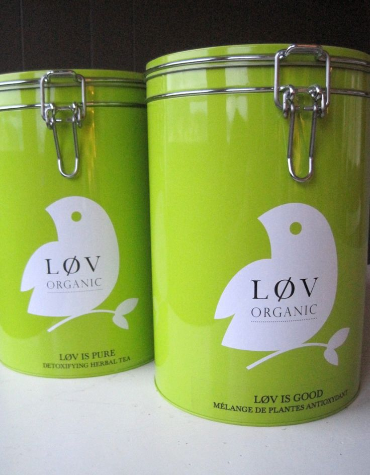 FINN – Huge Løv Organic Tea box for 1kg loose tea. This is a product that is not available for customers.