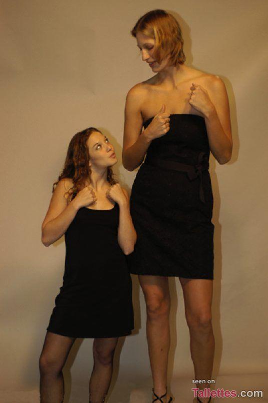 """Alana Renaud Hagewood 6'11"""" ..."""