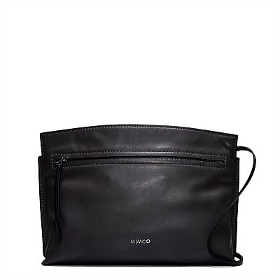 #mimco Studio Day Clutch in Black