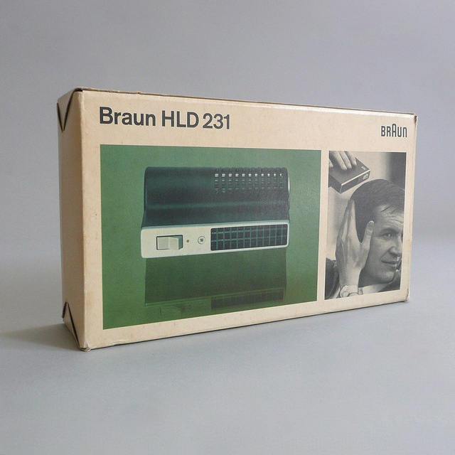 All sizes | Braun HLD 231 packaging | Flickr - Photo Sharing!