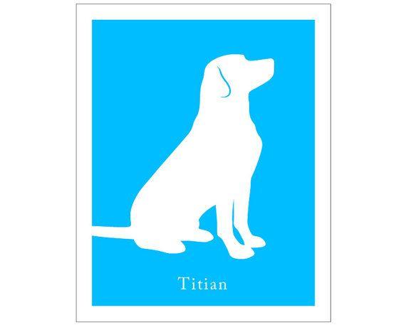 ... 24.00 Labrador Retriever, Personalized Labrador, Labrador Silhouettes