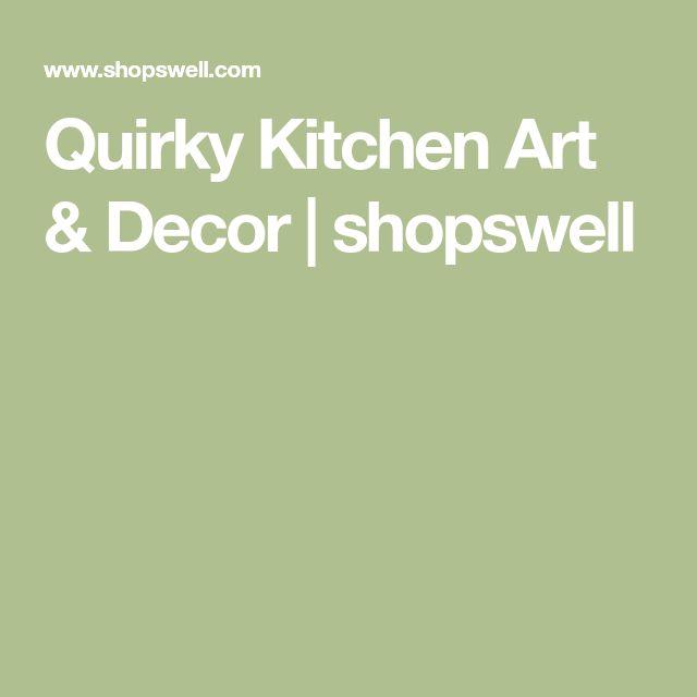 Best 25+ Quirky Kitchen Ideas On Pinterest