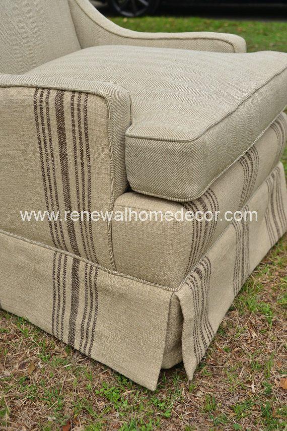 Custom Order Vintage Mid-Century Swivel Club Chair