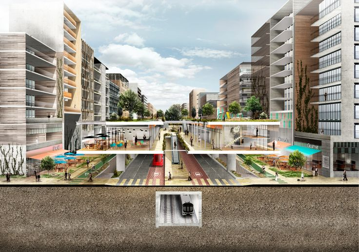 Gallery - Project for an Elevated Park in Chapultepec, Mexico - 7