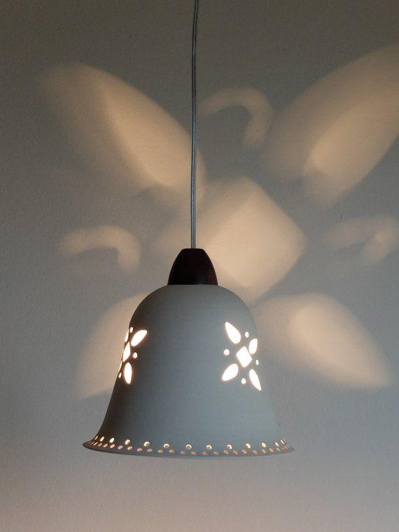 White ceramic ceiling light lighting light fixtures by Gallight