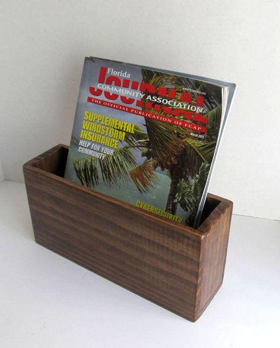 Magazine Rack Wall Mounted Magazine Holder wooden magazine. Best 25  Magazine rack wall ideas on Pinterest   Magazine storage
