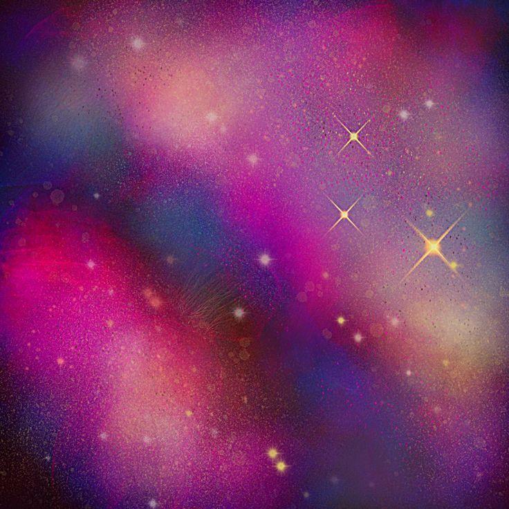 Crayon Nebula - By Weirdy
