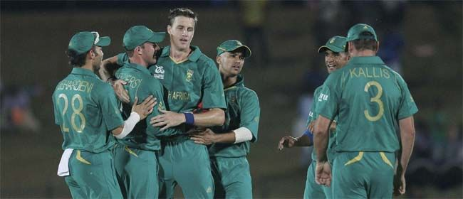 T20 WC: South Africa thrash Zimbabwe by 10 wickets in Hambantota