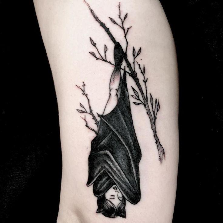 Girl bat