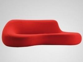 Divani Flexform #divano #colore #rosso