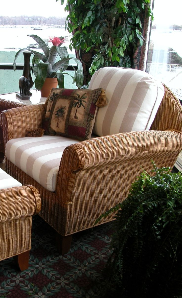 328 Best Images About Wicker Chairs On Pinterest White