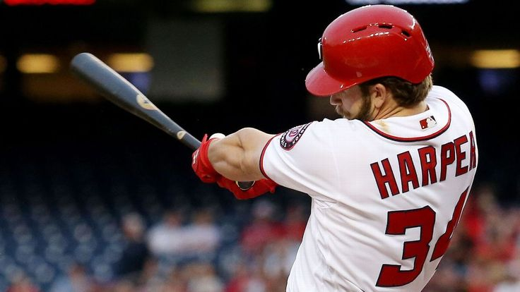 Real or not? Bryce Harper is scary and the Reds' odd way of staying No. 1 #FansnStars
