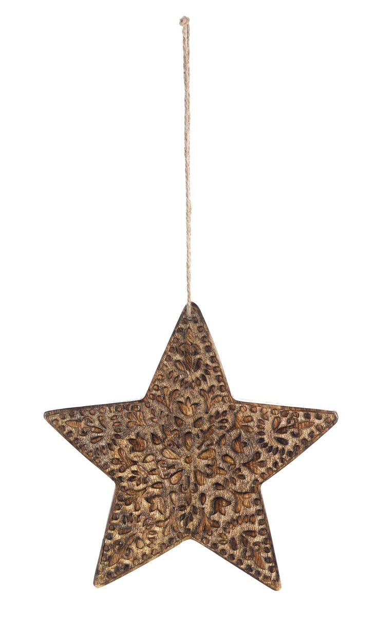 Nothing conjures up Christmas spirit better than this hanging star.  Priced at £8. #sainsburys #autumndreamhome