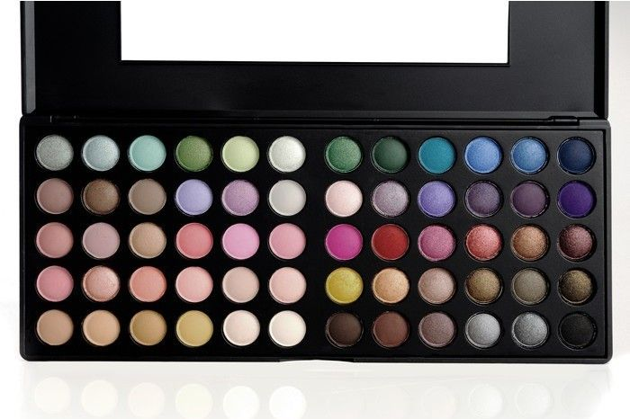 "I cannot wait to receive my 60 Colour BH Day & Night eyeshadow palette as used in Tanya Burr's ""Keira Knightley"" make-up tutorial."
