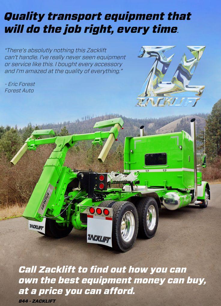 89 best Zacklift International images on Pinterest | Tow truck ...