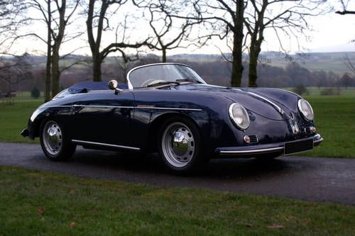 Porsche 918 Spyder For Sale >> 1957 Porsche Speedster For Sale   1957' Porsche 356 Speedster by Chamonix For Sale on Car And ...