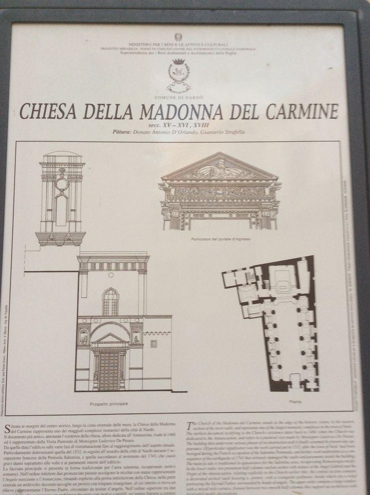 Info del Carmine