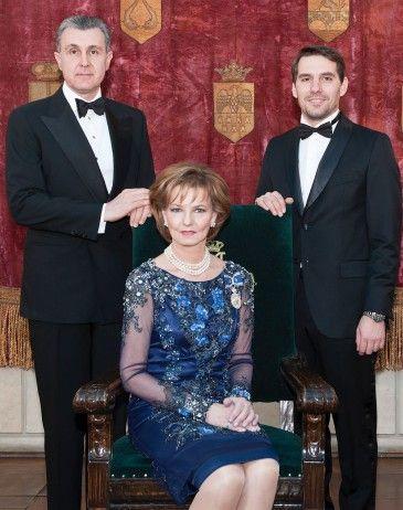 Les 30 ans du prince Nicolas de Roumanie