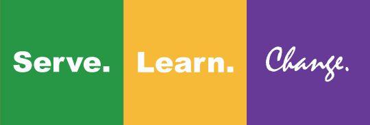 Serve. Learn. Change.
