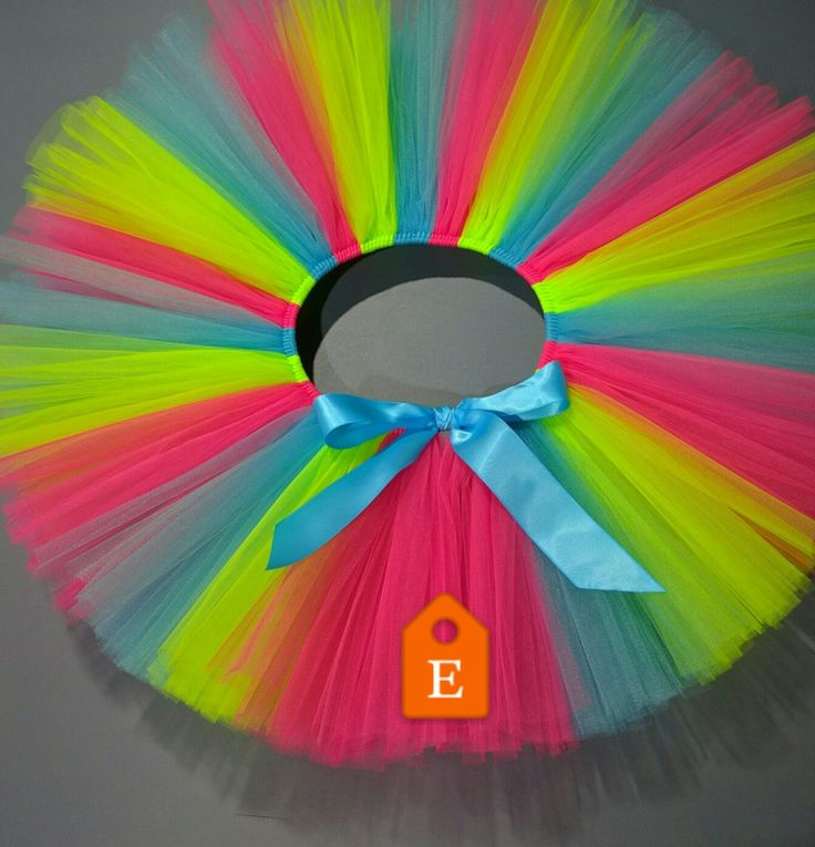 Use code 2016JAZZYGTUTU for 15% off your order!!  Neon Candy Tutu - Neon Tutu - Neon Run Tutu - Adult Neon Tutu - Kids Neon Tutu