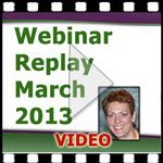 Medical Coding Certification Webinar March 2013 Replay- VIDEO