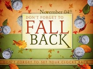 """Daylight Saving Time (United States) began Sunday, March 11, 2012, 2:00am, and ends Sunday, November 4, 2012, 2:00am.  Except Arizona and Hawaii. Move your clocks ahead 1 hour in spring and back 1 hour in fall (""""Spring forward, fall back"""")."""
