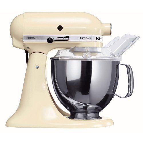 Kitchenaid Küchenmaschine Creme 2021