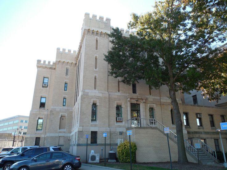 Bergen County Old Jail Historic Marker | State Symbols USA