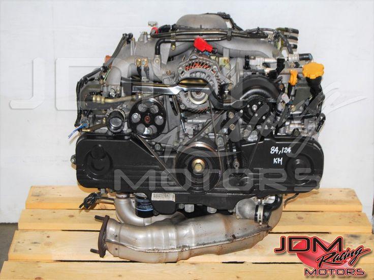 Impreza RS 2.5L 2004 EJ253 Replacement Engine For Sale, JDM EJ201 2.0L SOHC Motor.  Find this item on our website: https://jdmracingmotors.com/en/subaru/ej201-ej202-ej203-ej251-ej252-and-ej253-single-cam-motors/2720  Tags: #jdm #jdmracingmotors #jdmsubaru #subarusohc #imprezars #impreza #subaruimpreza #ej203 #ej253