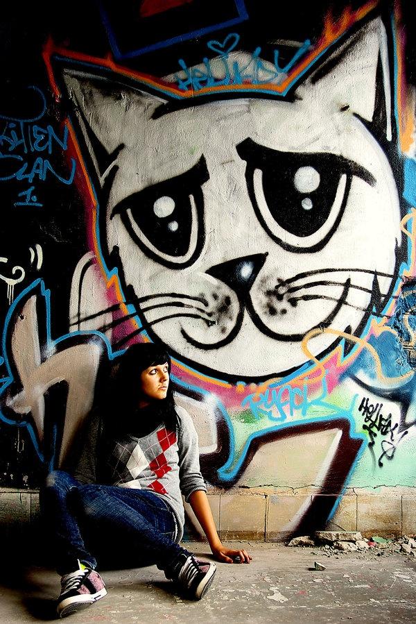 17 best images about graffiti cat on pinterest cats