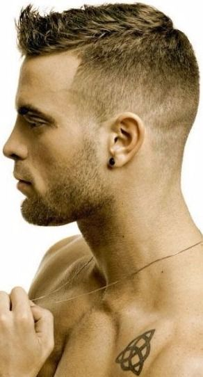 Sensational 1000 Ideas About Men39S Faux Hawk On Pinterest Faux Hawk Modern Short Hairstyles Gunalazisus