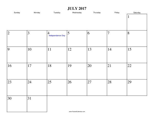 The 25+ best 2017 july calendar ideas on Pinterest August - calendar templates for kindergarten
