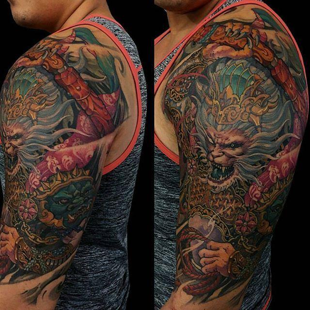 By tony hu location toronto on canada artist 39 s ig for Toronto tattoo artists