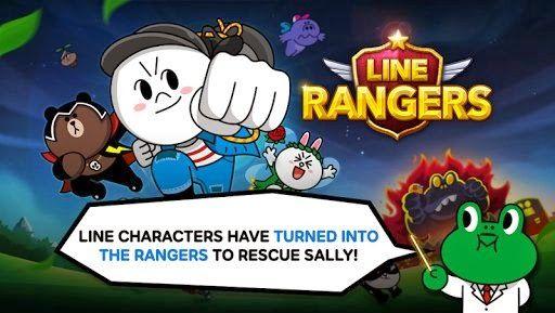 LINE Rangers 1.0.3 APK - http://apk.blueicegame.com/line-rangers-1-0-3-apk/