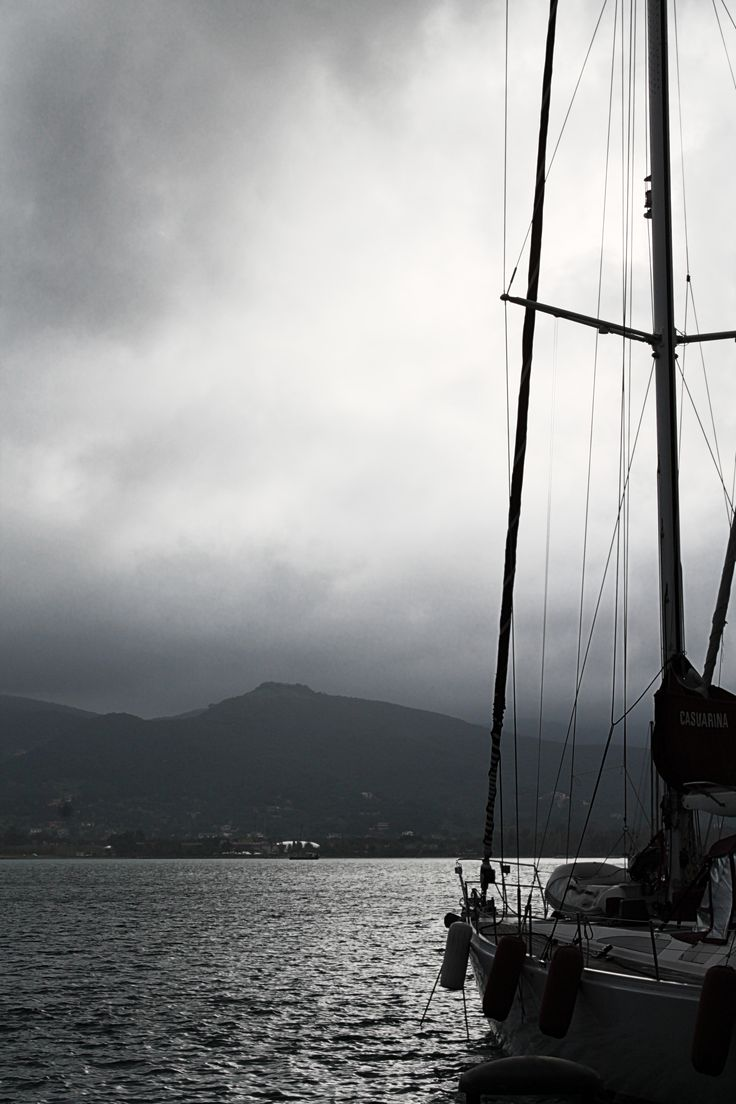 #Elba #Portoferraio #Calata #Peace #Winter