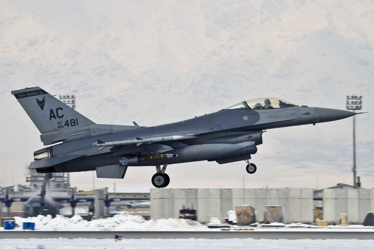 177th Fighter Wing, New Jersey Air National Guard, takes off from Bagram Airfield, Afghanistan, Feb. 5, 2012