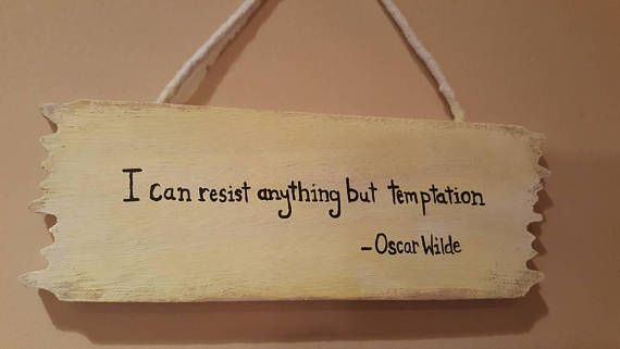 Check out this item in my Etsy shop https://www.etsy.com/ca/listing/560575780/sale-buy-2-for-20-oscar-wilde-wooden
