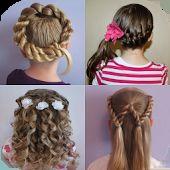 Sedikit Gadis Gaya rambut