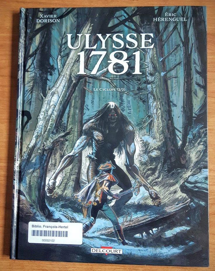 Ulysse 1781. 1, Le Cyclope 2/2 (BD ULYS Cyc v.2)