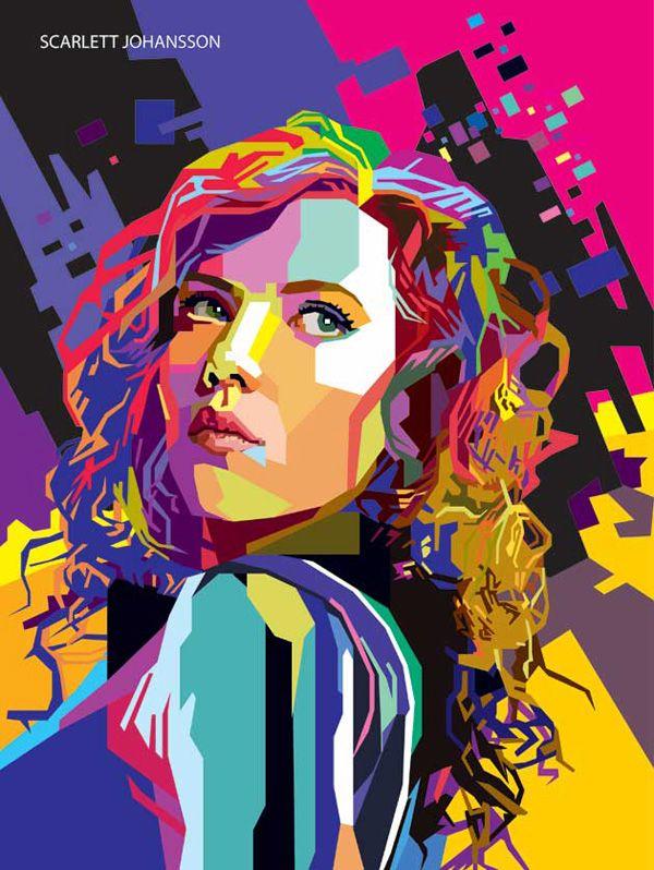 Scarlett WPAP by wedhahai